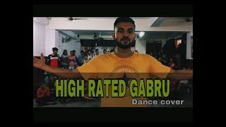 High Rated Gabru   Guru Randhawa   Vishal Dance Choreography