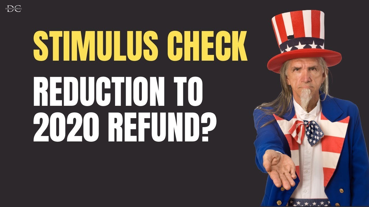 Where is my tax refund or stimulus check?