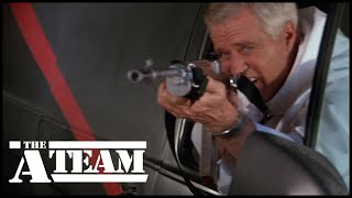 The A-Team Interrupt The Party   The A-Team TV Show