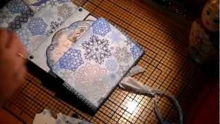 Flip flop Bo Bunny mini album