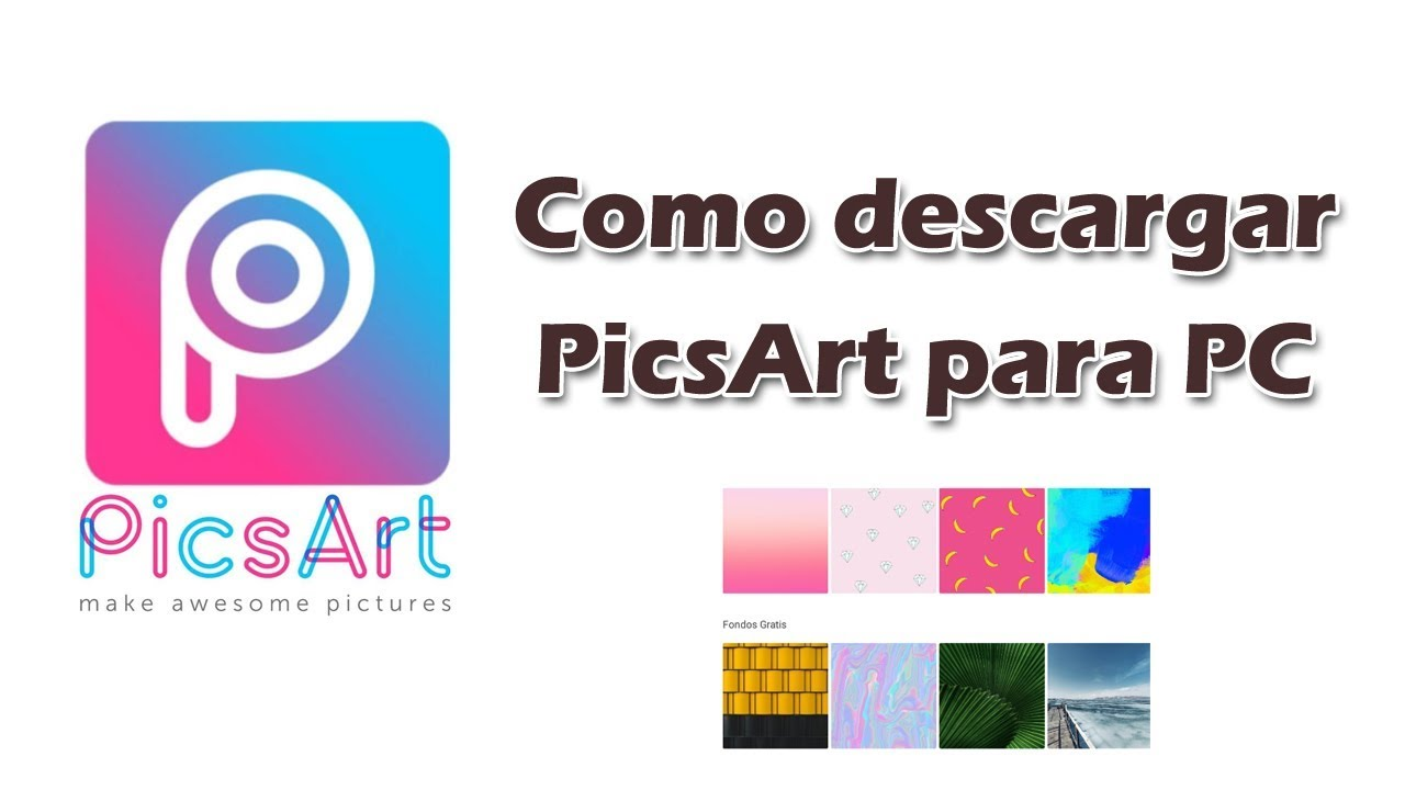Download PicsArt for Windows 10 and PC TUTORIAL