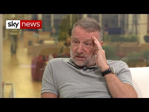 Kay meets...Joy Division's Peter Hook as he speaks about his depression