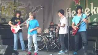 Township Rebellion Rage Against The Machine Cover