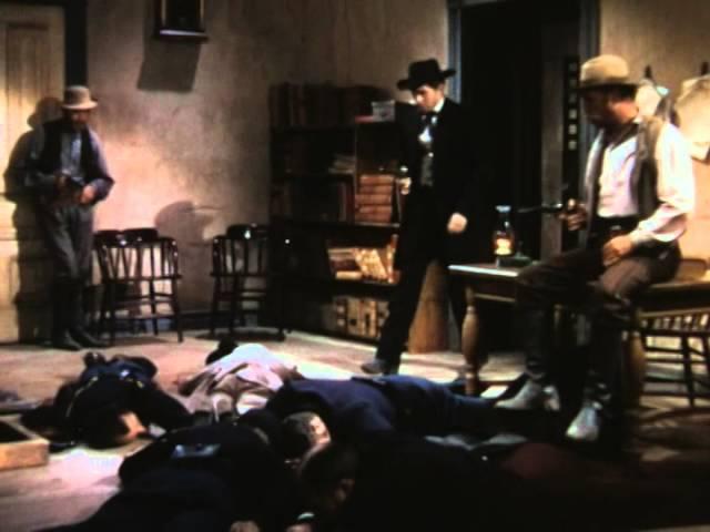 Jesse James - Trailer