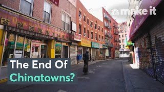 Is The U.S. Losing Its Chinatowns?