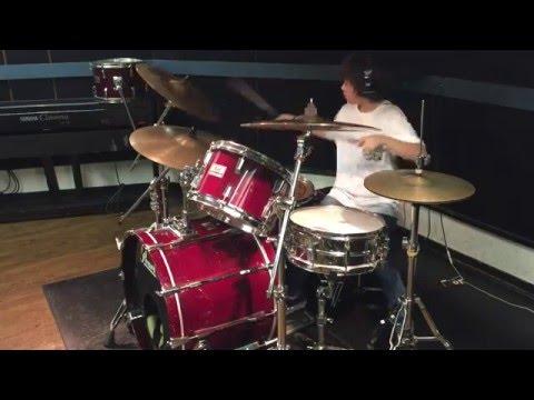 【小学生ドラマー】TOTALFAT 「Place to Try」(drum cover)【叩いてみた】