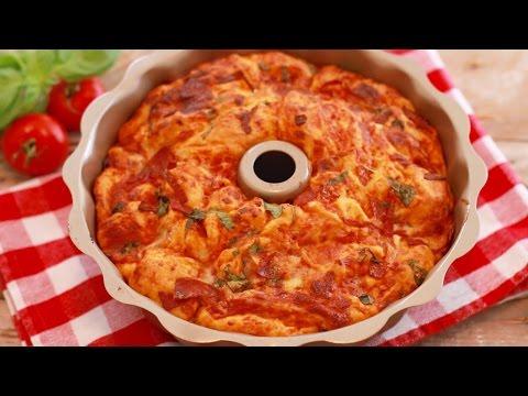 Pizza Monkey Bread (Pull-Apart Bread) - Gemma's Bigger Bolder Baking Ep  129