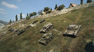 World of Tanks PC HD Gameplay