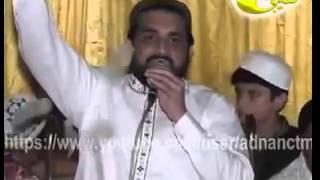 MEHFIL WICH AQA DI GAL BAAT Zarori Ye by Qari Shahid Mehmood New Mehfel e Naat 2013 2