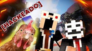 TROLL: ENTREI NA CONTA DE UM YOUTUBER DE 140K (MASTERKING) - Minecraft