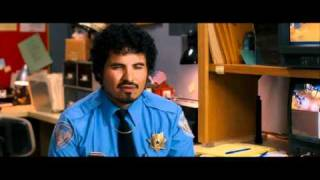 observe and report speech dennis inspires Ronnie