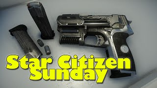 Star Citizen Sunday - Mustang Delta Giveaway, Jump Gate Footage, Handgun + More [CLOSED]