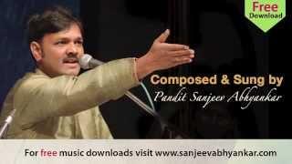 Pandit Sanjeev Abhyankar - Classical - Raag Bhinna Shadja -Part 1