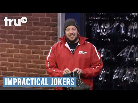 Impractical Jokers - Sal's Had Just About Enough