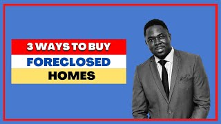 How do you buy a foreclosed home in New Jersey?