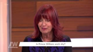 Is Prince William Work Shy? | Loose Women