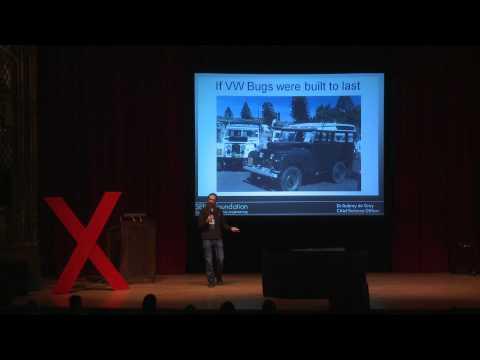 Age Theory: Aubrey de Grey at TEDxUChicago 2012