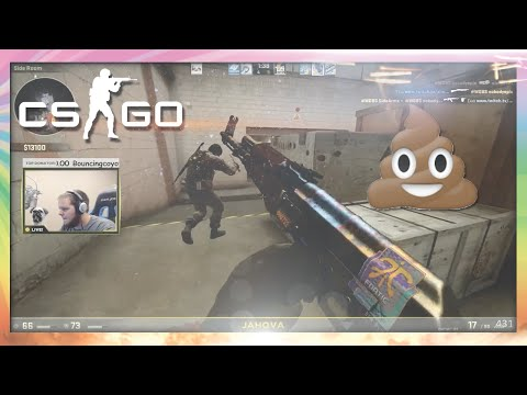 CS:GO Funny Moments With The Crew!...
