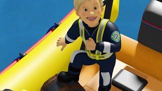 Пожарный Сэм на русском | Паника на Празднике 🚒  1 час Компиляция | Новые серии HD 🔥 мультфильм