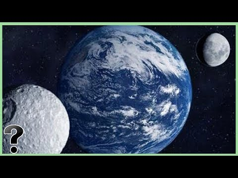 What If The Earth Had 2 Moons?