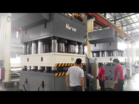 pattern pressing 3000T hydraulic door press machine export to congo