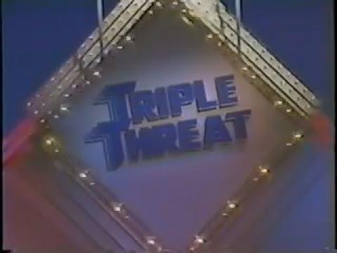 Triple Threat pilot, 1987