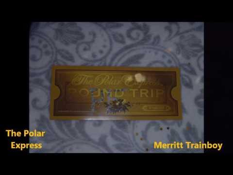 The Polar Express Train Ride 2016 Colorado Railroad Museum