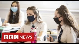 Schools in England given catch-up funds to help pupils left behind during pandemic - BBC News