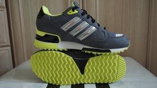 Обзор кроссовок Adidas ZX750