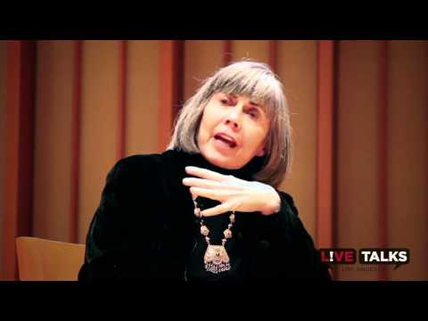 Anne Rice in conversation with Christopher Rice - Audience Q&A part 2/4
