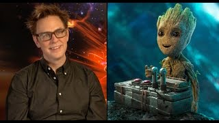 'Guardians Of The Galaxy' Director James Gunn Talks Volume 3, Dancing Groot & That Surprise Cameo