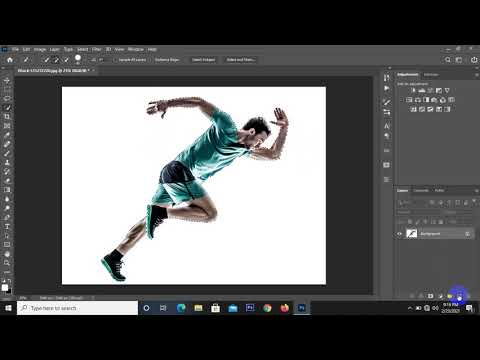 Video Hyperstorm Photoshop Action