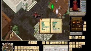 Ultima Online для новичков - Урок 3