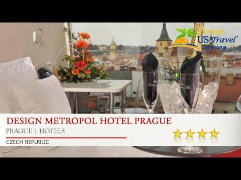 Design Metropol Hotel Prague - Prague 1 Hotels, Czech Republic