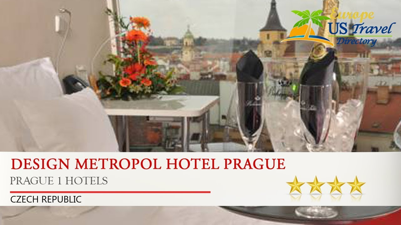 Design metropol hotel prague prague 1 hotels czech for Design prague hotel