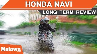 One Year with the Honda Navi
