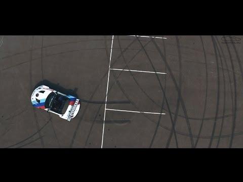 Тест-драйв от Давидыча BMW Z4M Le-Mans