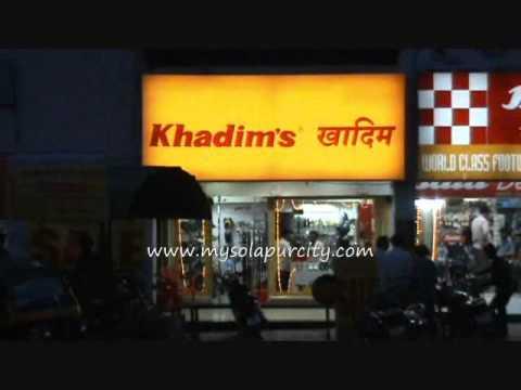 5a2a7e1eb3583 Solapur Khadim Showroom - YouTube