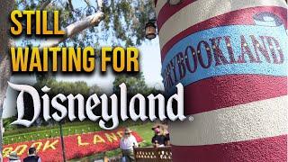 Still waiting for Disneyland