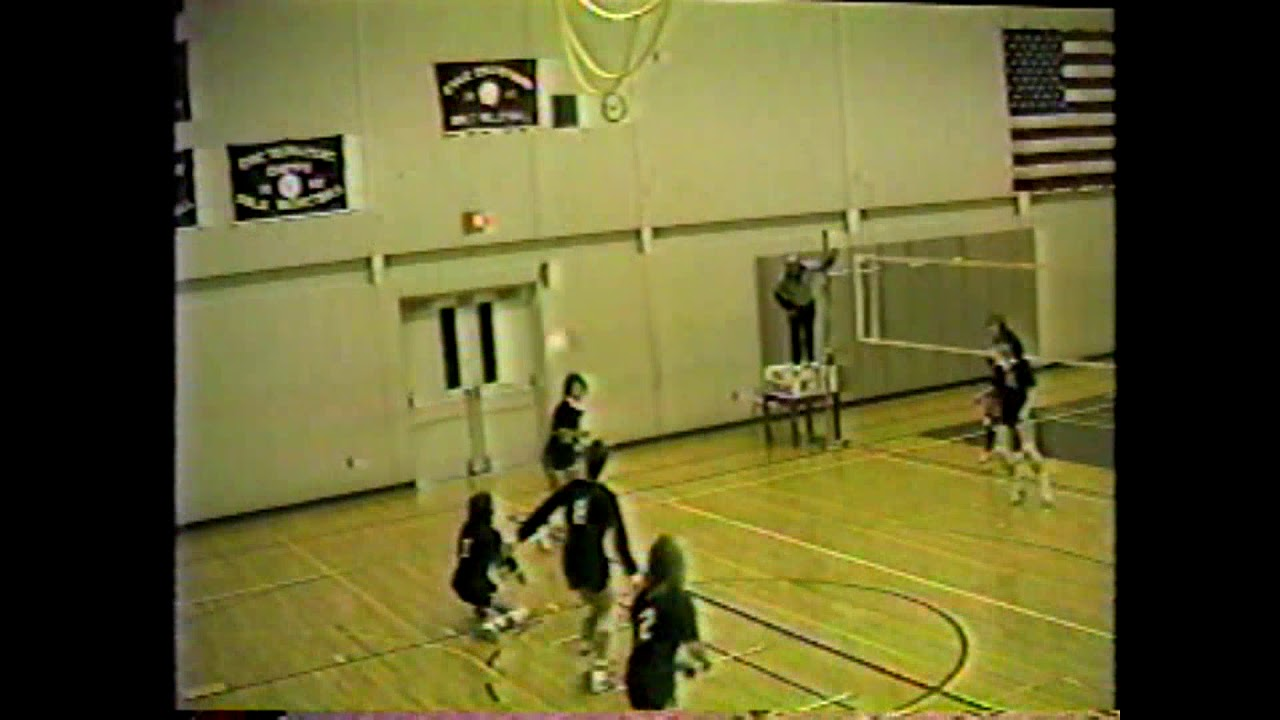NCCS - Peru Volleyball  November, 1983