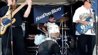 Hoodoo Blues Band at Biggs Harley Crew Ride