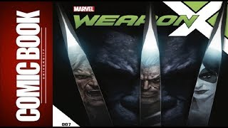 Weapon x #7 | comic book university