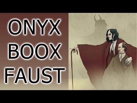ОБЗОР | Электронная книжка ONYX BOOX Faust