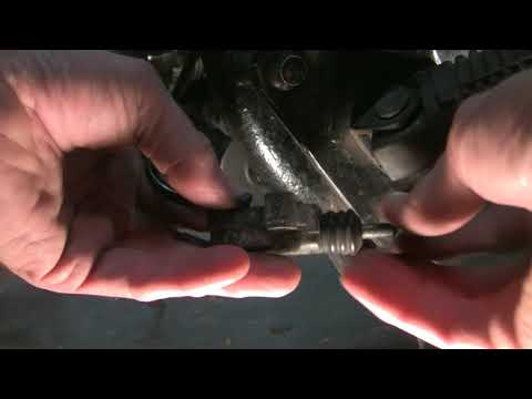 Motorcycle Stalls when Clutch Released - how to fix