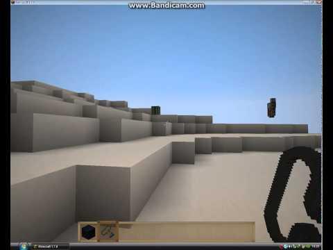 Minecraft Demir Golem, Kardan Adam Ve Cehenneme Geçiş