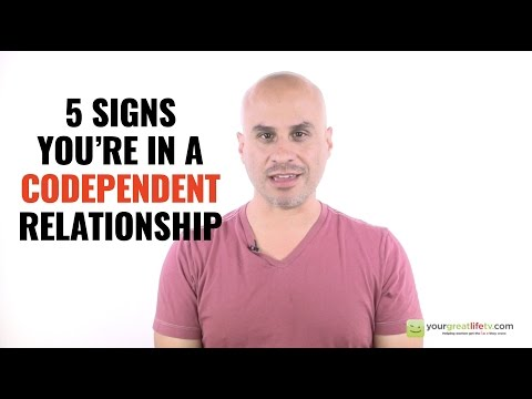 5 Signs You're in a Codependent Relationship