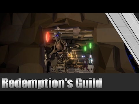 Redemptions Guild Exclusive First Look - VR Gameplay HTC Vive