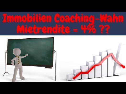Immobilien Coaching - Wahn - Praxisbeispiel: Bruttomietrendite vs. Nettomietrendite