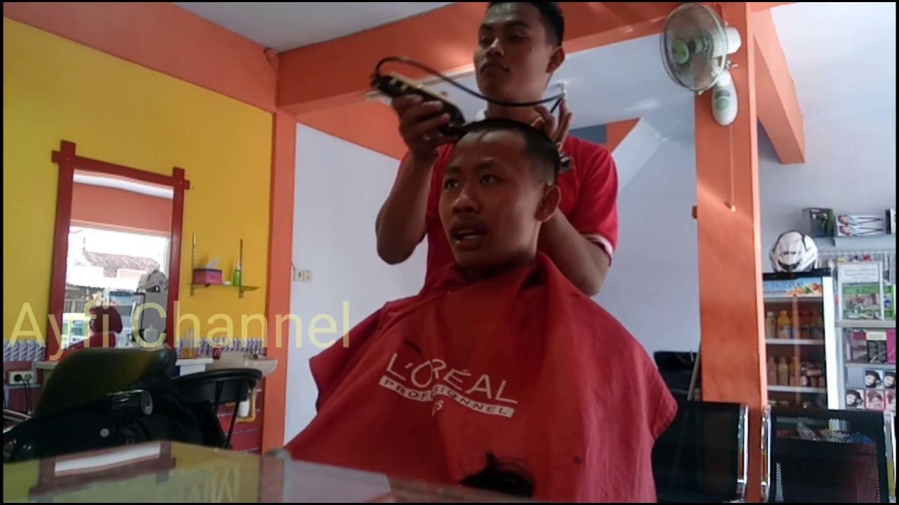 Potong Rambut (Botak) Keren - YouTube d213c93b50