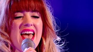 The Voice UK 2013 | Leah McFall performs